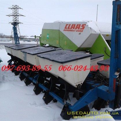 Продажа KINZE 8 рядная , Сеялка сельскохозяйственная, фото #1
