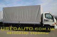 Продажа HYNDAI HD78 , Тентованый грузовик, фото #1