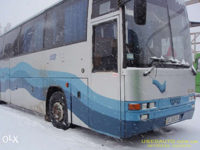 Продажа SCANIA 112 , Междугородный автобус, фото #1