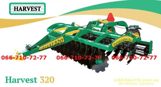 Продажа Харвест 3200 прицепной  , Сеялка сельскохозяйственная, фото #1