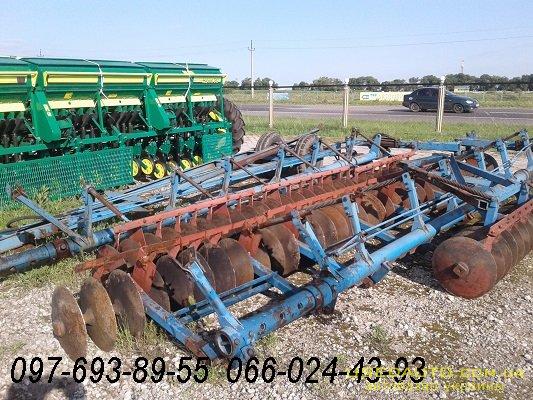 Продажа Лущильник  ЛДГ-10М б.у.  , Сельскохозяйственный трактор, фото #1