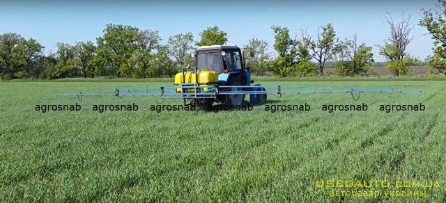 Продажа Опрыскиватель ОП-800 тракторный  , Сеялка сельскохозяйственная, фото #1