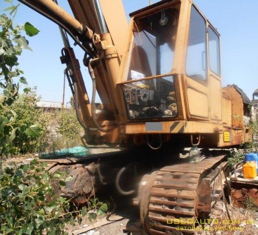 Продажа BAUKEMA NOBAS UB 1233-1 , Эксковатор, фото #1