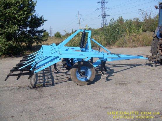 Продажа культиватор прицепной универсаль  , Сельскохозяйственный трактор, фото #1