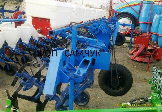 Продажа Прополочный КРН культиватор  , Сельскохозяйственный трактор, фото #1