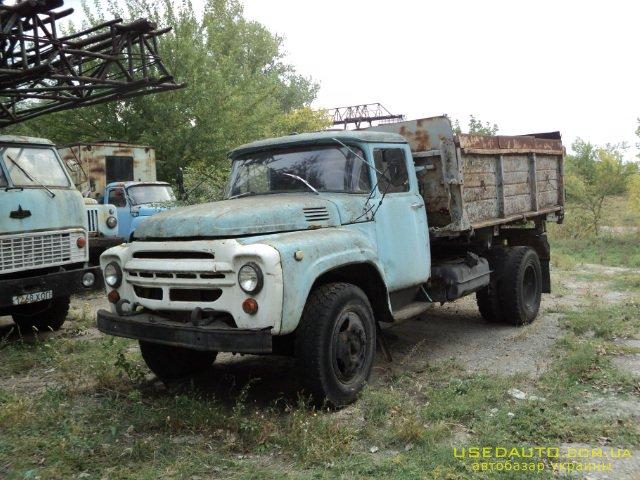 Продажа ЗИЛ 131412 , Самосвальный грузовик, фото #1