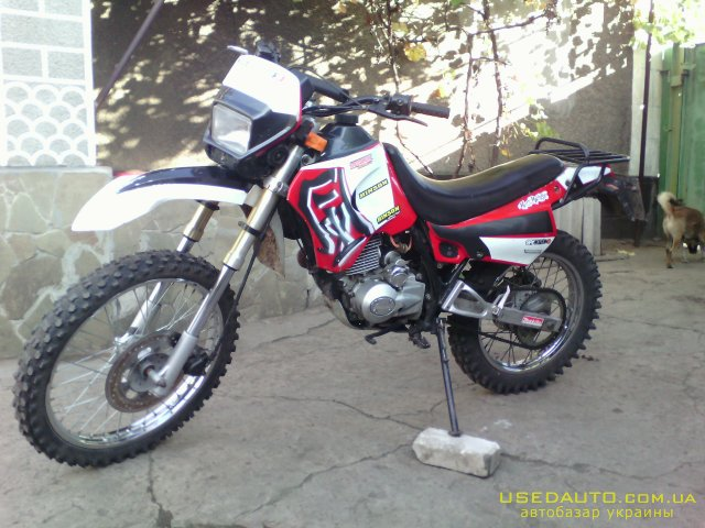 Продажа ZONGSHEN  , Кроссовй мотоцикл, фото #1