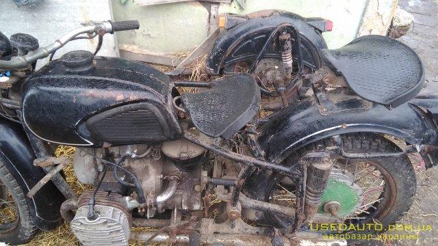 Продажа Днепр МТ-12 , Дорожный мотоцикл, фото #1