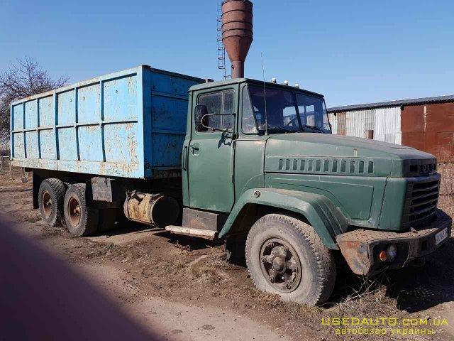 Продажа КРАЗ 123 , Грузовик контейнер, фото #1