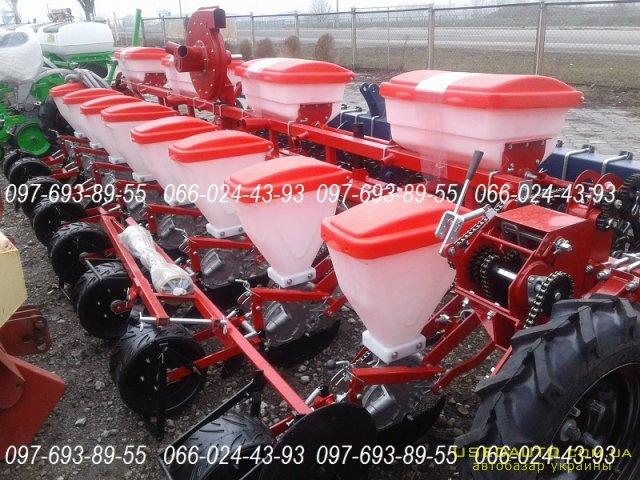 Продажа Сеялка пропашная  УПС 8 , Сеялка сельскохозяйственная, фото #1