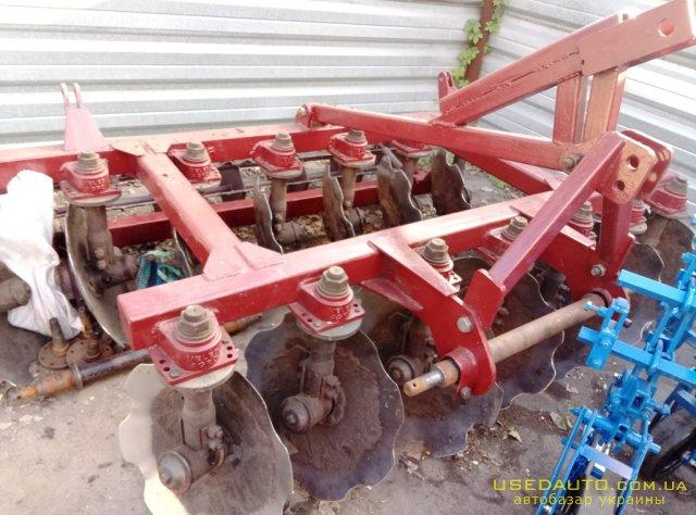 Продажа Дисковая борона ПД-2.5  , Сельскохозяйственный трактор, фото #1