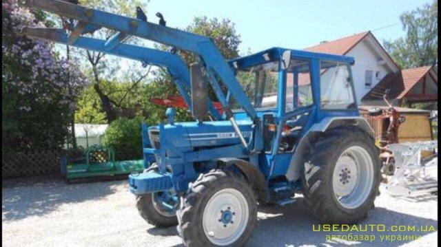 Продажа FORD  6600 , Сеялка сельскохозяйственная, фото #1