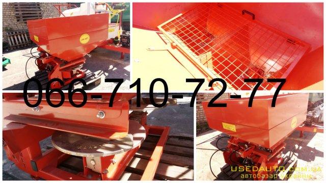 Продажа Новый МВУ-1000 ВОПРОЛ  , Сеялка сельскохозяйственная, фото #1