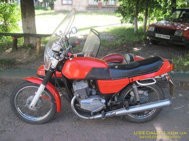 Продажа ЯВА  , Дорожный мотоцикл, фото #1