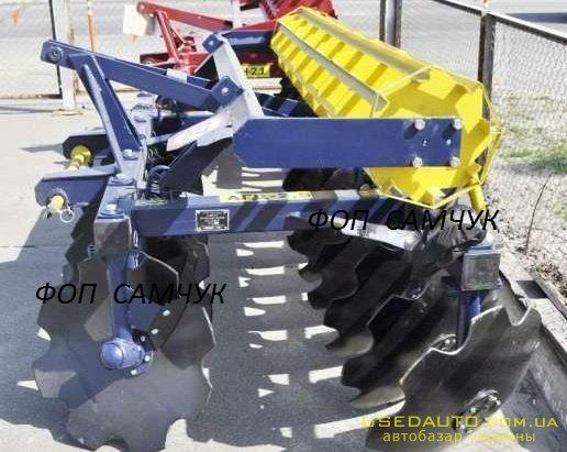 Продажа Борона дисковая АГД 2,5 . Борона  , Сельскохозяйственный трактор, фото #1