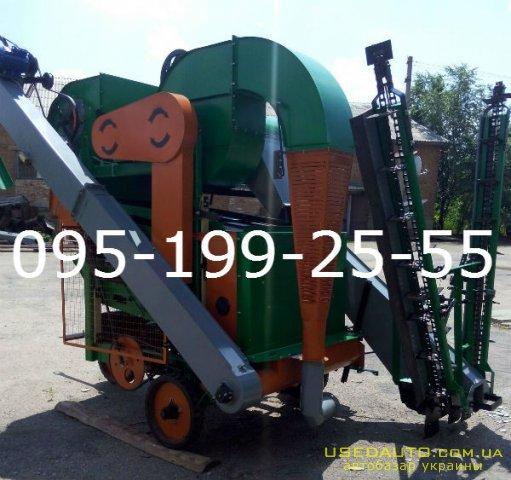 Продажа Очиститель вороха ОВС-25  , Сельскохозяйственный трактор, фото #1