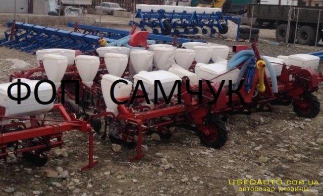 Продажа Сеялка СУПН-6 в наличии,          , Сельскохозяйственный трактор, фото #1