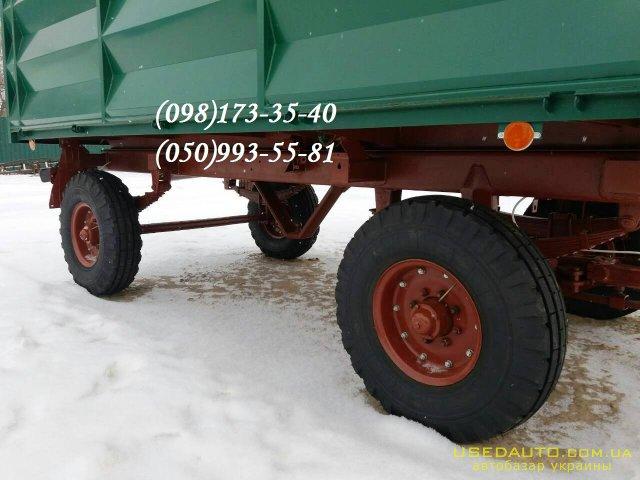 Продажа Тракторный прицеп 2ПТС-4 б.у  , Сельскохозяйственный трактор, фото #1