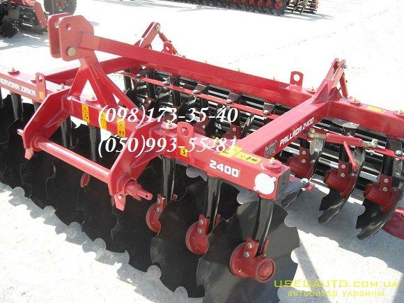 Продажа БДН 2400-01, борона дисковая PAL  , Сельскохозяйственный трактор, фото #1