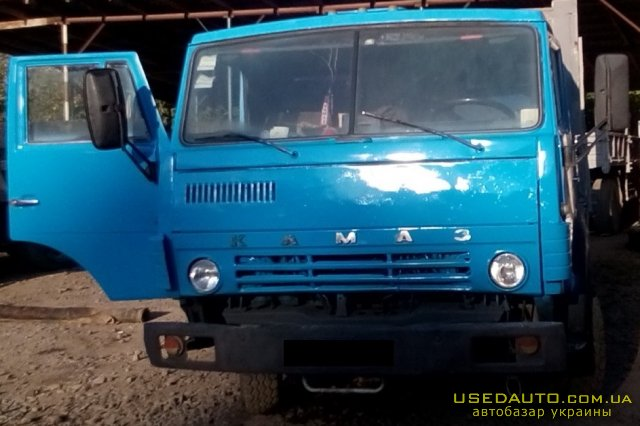 Продажа КамАЗ 53212 , Бортовой грузовик, фото #1