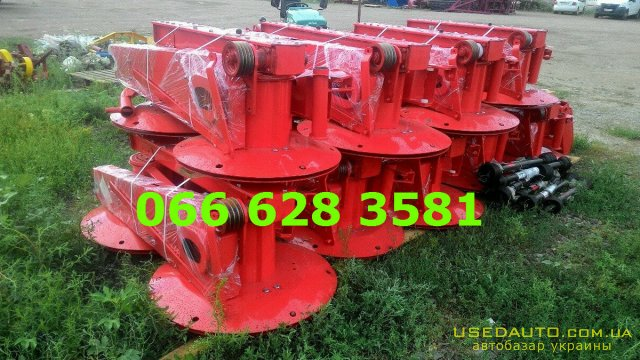 Продажа Косилки WIRAX 1,65м роторные ви  , Сельскохозяйственный трактор, фото #1