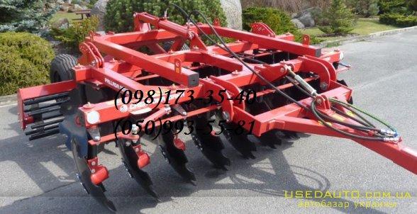 Продажа PALLADA 3200-01 прицепная дисков  , Сельскохозяйственный трактор, фото #1