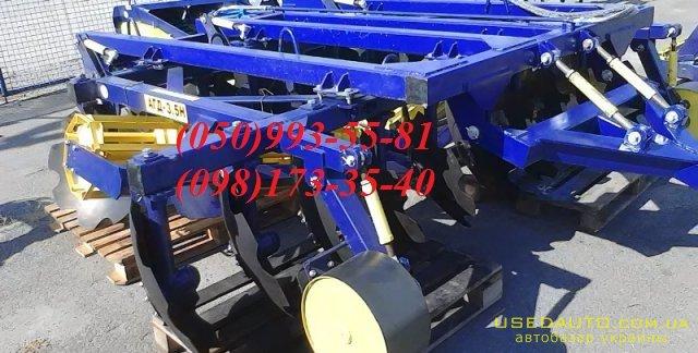 Продажа   АГД-3,5 н дисковая борона приц  , Сельскохозяйственный трактор, фото #1