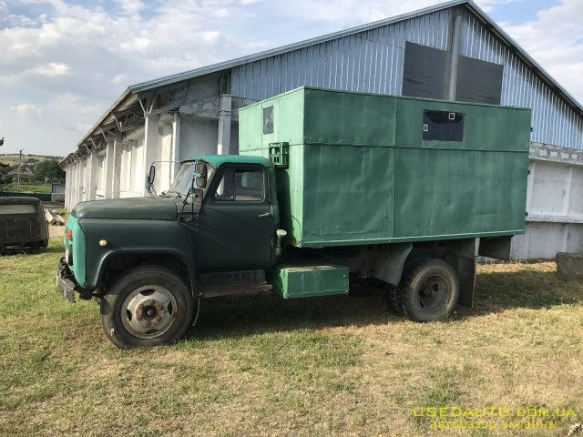 Продажа ГАЗ 53 , Мебельный грузовик, фото #1