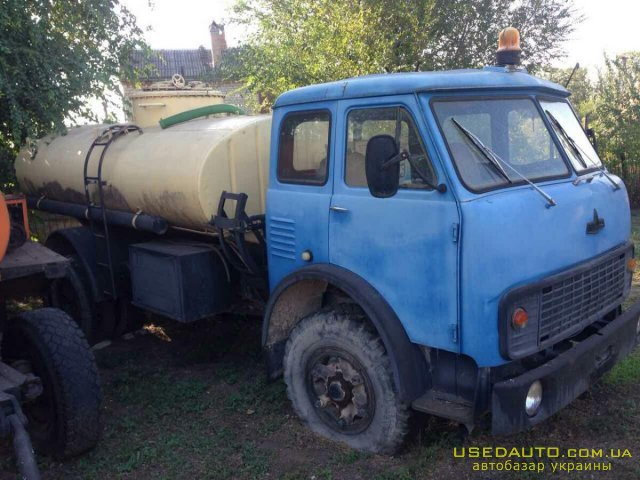 Продажа МАЗ 500 , Грузовик - муковоз, фото #1