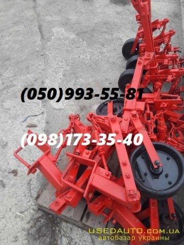 Продажа Секции на культиватор КРН на 205  , Сельскохозяйственный трактор, фото #1