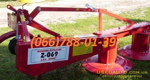 Продажа Косилка Z-169 виракс роторная, П  , Сельскохозяйственный трактор, фото #1