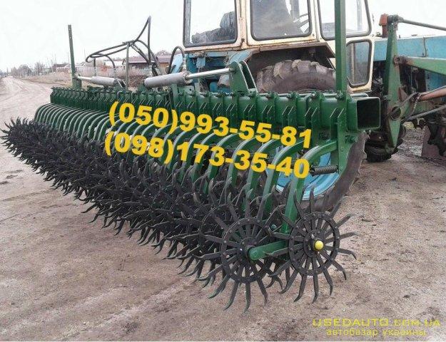 Продажа БМР-6 борона мотыга ротационная  , Сельскохозяйственный трактор, фото #1