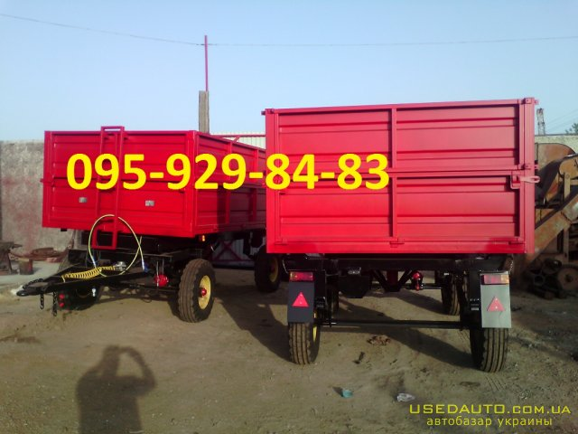 Продажа 2ПТС-4  , Самосвальный прицеп, фото #1