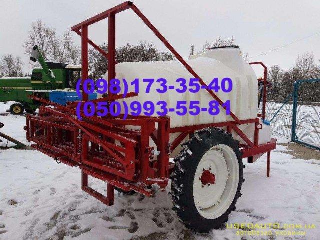 Продажа Лучшая цена на Польские опрыскив  , Сельскохозяйственный трактор, фото #1