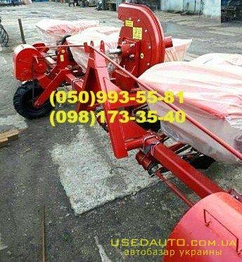 Продажа Сеялка СУПН-8м/СУ-8-Гибрид - Луч  , Сельскохозяйственный трактор, фото #1