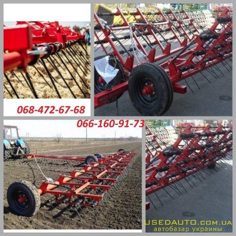 Продажа ЗПБ - 14 Пружинная сцепка ,ЗПБ-1  , Сельскохозяйственный трактор, фото #1
