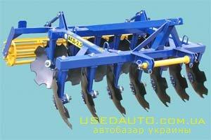 Продажа борона АГД-1.0--2.5  , Сеялка сельскохозяйственная, фото #1