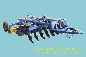 Продажа борона АГД-1.0--2.8Н  , Сеялка сельскохозяйственная, фото #1