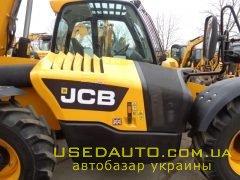 Продажа JCB 531-70 , Погрузчик, фото #1