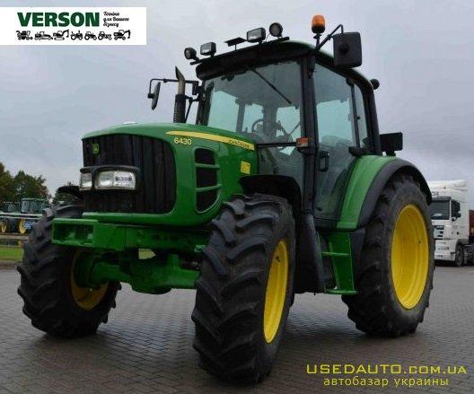 Продажа JOHN DEERE  , Сельскохозяйственный трактор, фото #1