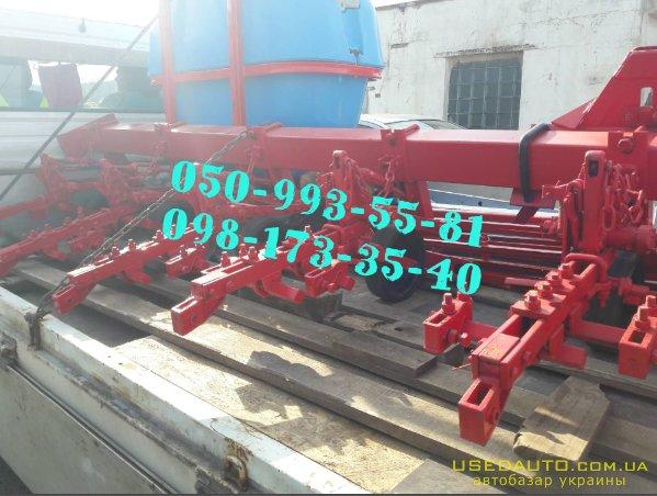 Продажа Культиватор КРН-5,6 прополочный,  , Сельскохозяйственный трактор, фото #1