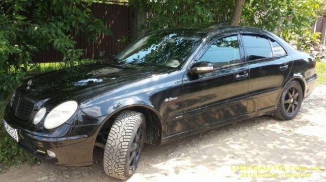 Продажа MERCEDES E240 , Седан, фото #1