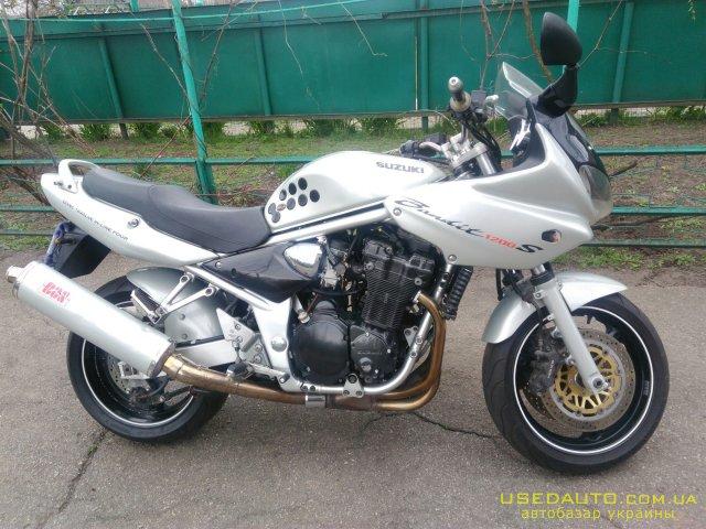 Продажа SUZUKI  , Дорожный мотоцикл, фото #1