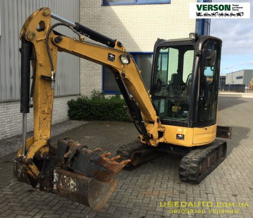 Продажа CATERPILLAR 303C CR , Эксковатор, фото #1