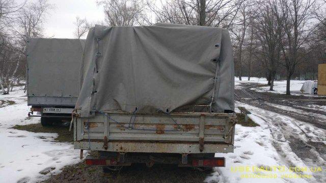 Продажа ГАЗ 33021 , Тентованый грузовик, фото #1