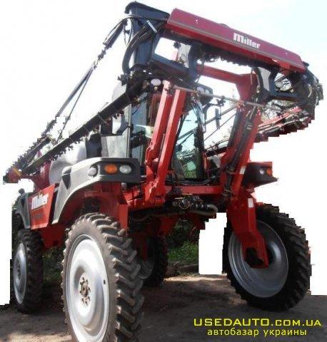 Продажа MILLER Nitro 4215 , Распылитель сельскохозяйственный, фото #1