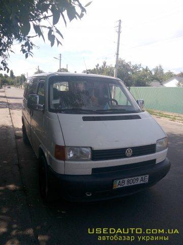 Продажа VOLKSWAGEN Т4 (ФОЛЬКСВАГЕН), Пассажирский микроавтобус, фото #1