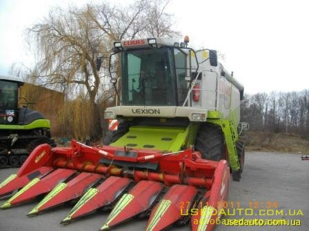 Продажа CLAAS LEXION 460 Evolution , , фото #1