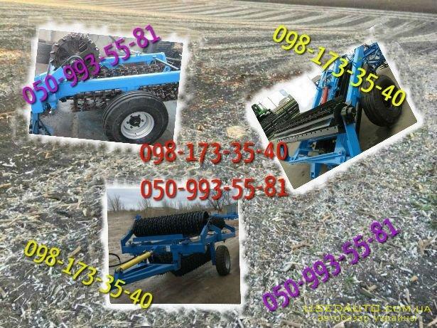 Продажа Катки КЗК-6-01, КЗК-6-04, КШК-6   , Сельскохозяйственный трактор, фото #1