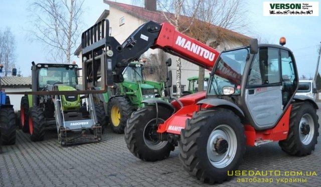 Продажа MANITOU 732 , Погрузчик, фото #1
